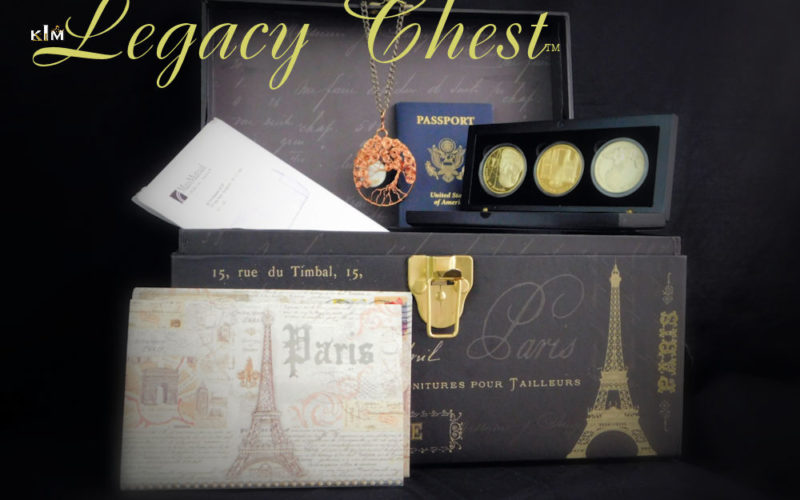 KIMXI Legacy Chest, estate planning, wealth creation strategy, legacy planning