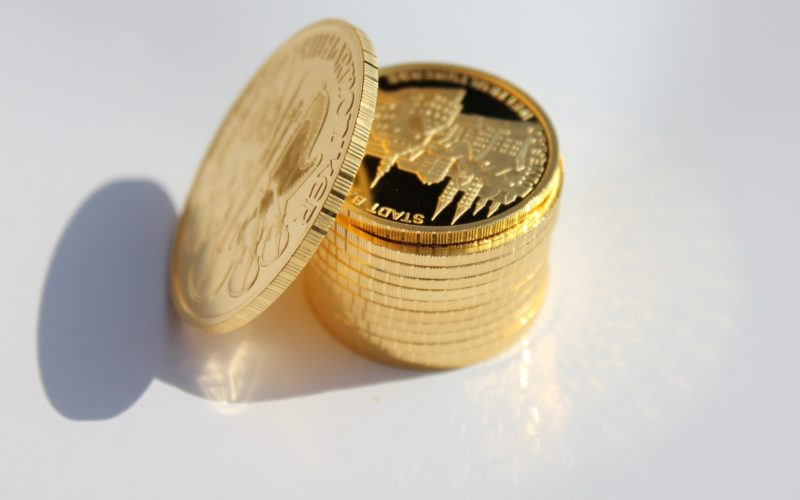 gold rush coins bullion