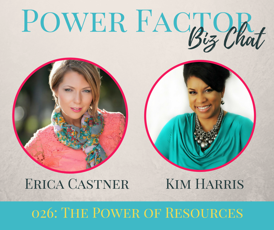 kim harris power factor biz chat show podcast